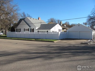 331 Euclid St, Fort Morgan, CO 80701 - MLS#: 866236