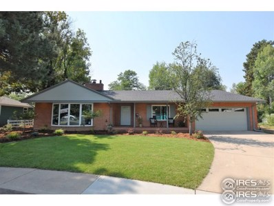 1513 Lakeside Ave, Fort Collins, CO 80521 - MLS#: 866322