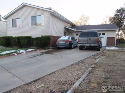 1332 29th St, Greeley, CO 80631 - MLS#: 866344