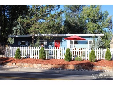 415 N Shields St, Fort Collins, CO 80521 - MLS#: 866402