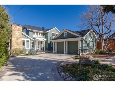 1228 7th St, Boulder, CO 80302 - MLS#: 866429