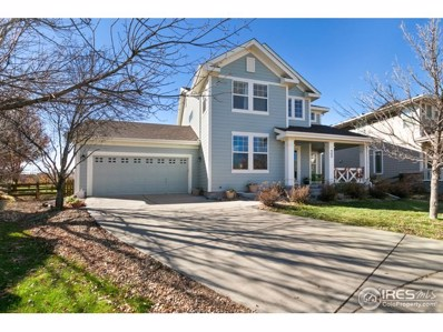 488 Mazzini St, Erie, CO 80516 - MLS#: 866472