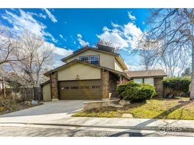 4286 Redwood Ct, Boulder, CO 80301 - MLS#: 866492