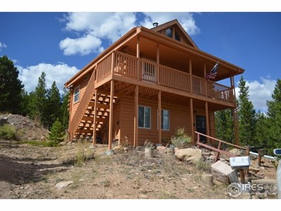 107 Tuscarora Way, Red Feather Lakes, CO 80545 - MLS#: 866718