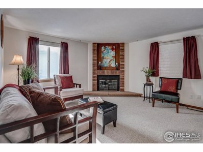 1900 Derby Ct, Fort Collins, CO 80526 - MLS#: 866838