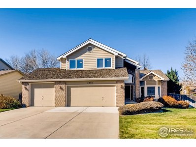 3701 Bromley Dr, Fort Collins, CO 80525 - MLS#: 866849