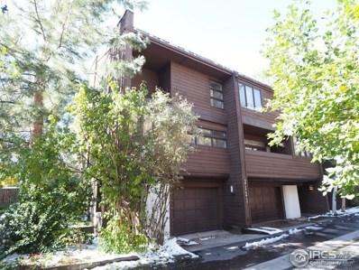 2121 S Walnut St UNIT 30, Boulder, CO 80302 - MLS#: 866862