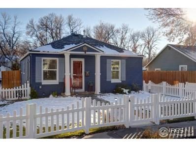 430 E 11th St, Loveland, CO 80537 - MLS#: 866864