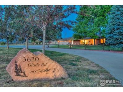 3620 Glade Rd, Loveland, CO 80538 - MLS#: 866896