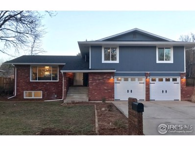 1908 Yorktown Ave, Fort Collins, CO 80526 - MLS#: 866904