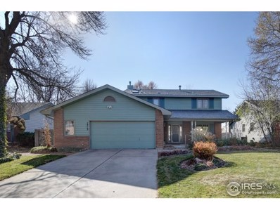 1713 Tanglewood Dr, Fort Collins, CO 80525 - MLS#: 866990
