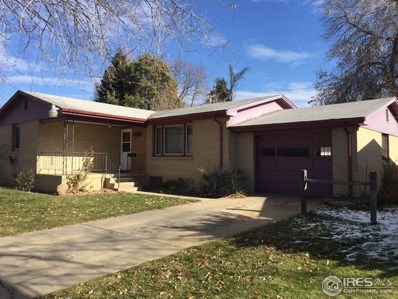 1736 Emery St, Longmont, CO 80501 - MLS#: 867295