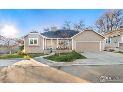 1627 Ukiah Ln, Fort Collins, CO 80525 - MLS#: 867323