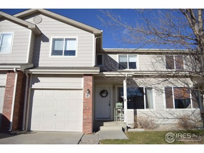3375 Saratoga St UNIT #b, Wellington, CO 80549 - MLS#: 867341