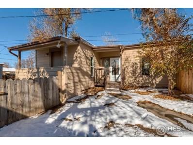 4807 Chase St, Denver, CO 80212 - MLS#: 867414