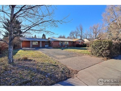 1413 W Mulberry St, Fort Collins, CO 80521 - MLS#: 867460