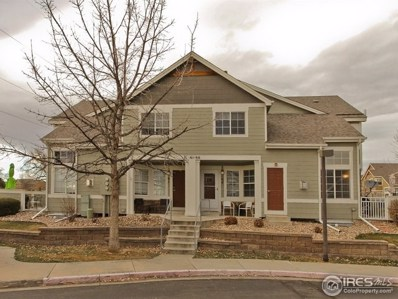 805 Summer Hawk Dr UNIT K-66, Longmont, CO 80504 - MLS#: 867585
