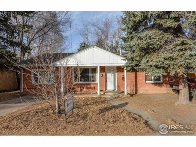 414 E Prospect Rd, Fort Collins, CO 80525 - MLS#: 867632