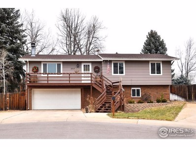 2717 W 22nd St Dr, Greeley, CO 80634 - MLS#: 867652
