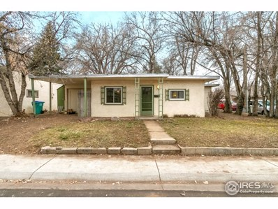 605 S Bryan Ave, Fort Collins, CO 80521 - MLS#: 867720