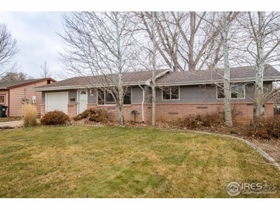 421 Franklin St, Fort Collins, CO 80521 - MLS#: 867893