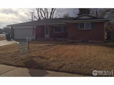 1523 29th Ave Ct, Greeley, CO 80634 - MLS#: 868000
