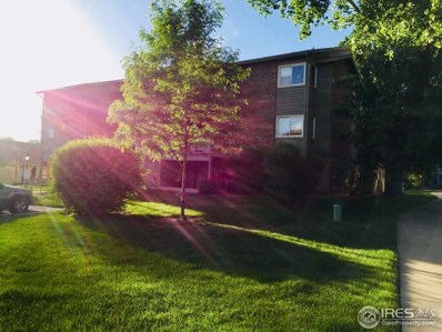 50 19th Ave UNIT 33, Longmont, CO 80501 - MLS#: 868074