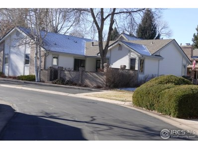 636 Cheyenne Dr UNIT 20, Fort Collins, CO 80525 - MLS#: 868105