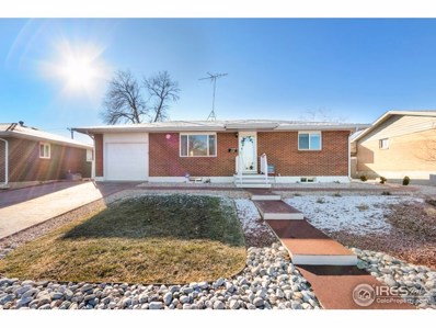 2012 27th St, Greeley, CO 80631 - MLS#: 868109