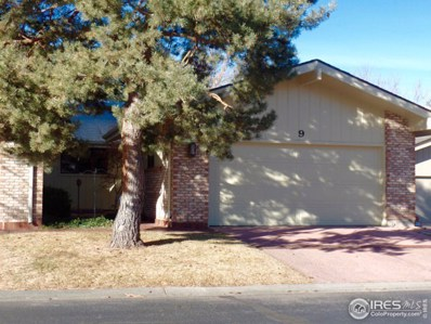 1357 43rd Ave UNIT 9, Greeley, CO 80634 - MLS#: 868179