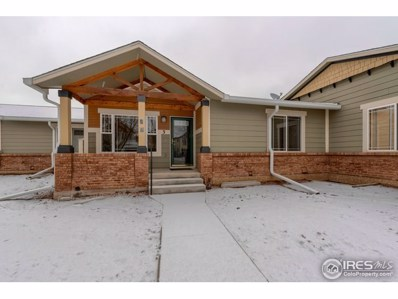 2550 Custer Dr UNIT 3, Fort Collins, CO 80525 - MLS#: 868279