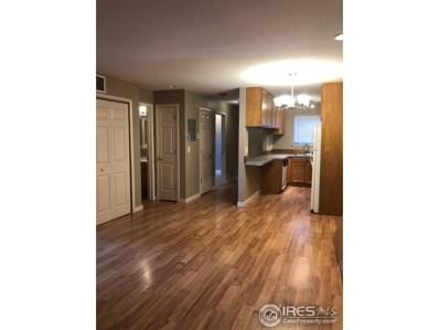 225 E 8th Ave UNIT 6, Longmont, CO 80504 - MLS#: 868298