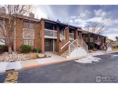 1231 W Swallow Rd UNIT 313, Fort Collins, CO 80526 - MLS#: 868635