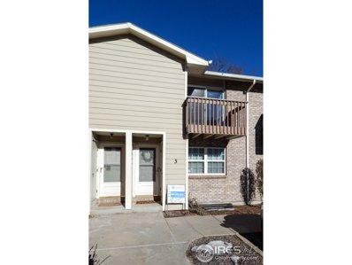 1865 Terry St UNIT 3, Longmont, CO 80501 - MLS#: 869090