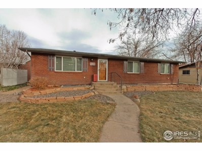 1418 Sunset Street, Longmont, CO 80501 - #: 869546
