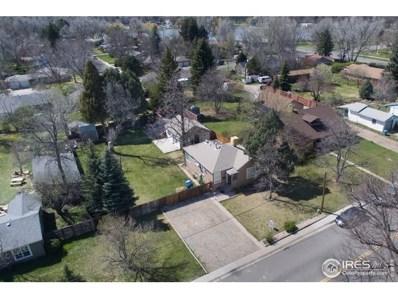 525 City Park Ave, Fort Collins, CO 80521 - MLS#: 869723