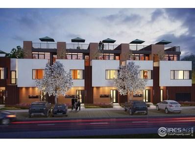 2304 Pearl St UNIT 1, Boulder, CO 80302 - MLS#: 869888