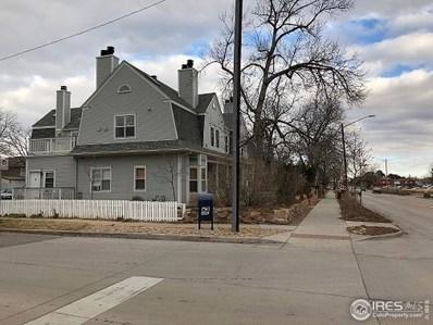 2205 Arapahoe Ave UNIT 6, Boulder, CO 80302 - MLS#: 869918