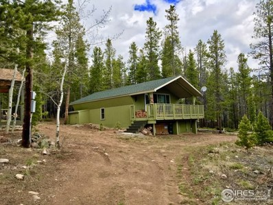 17 Timicua Ct, Red Feather Lakes, CO 80545 - MLS#: 870029
