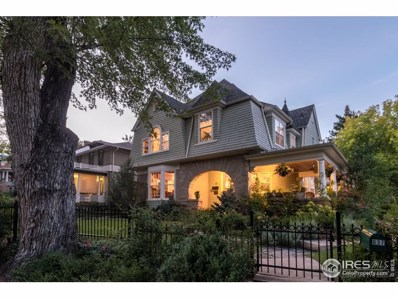 637 Pine St, Boulder, CO 80302 - MLS#: 870556
