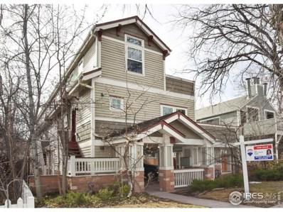 1834 Arapahoe Ave UNIT D, Boulder, CO 80302 - MLS#: 871533