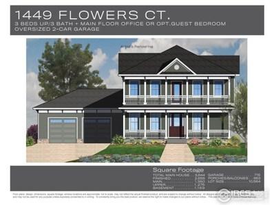 1449 Flowers Ct, Erie, CO 80516 - MLS#: 872695