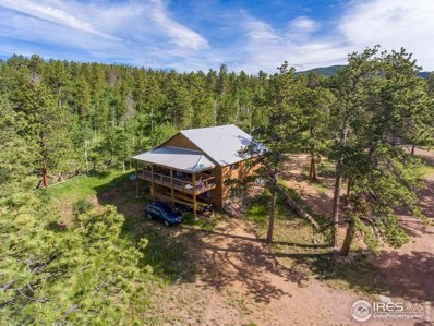 95 Marmot Drive, Red Feather Lakes, CO 80545 - #: 873110