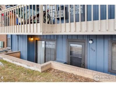 2800 Kalmia Ave UNIT A109, Boulder, CO 80301 - MLS#: 874575