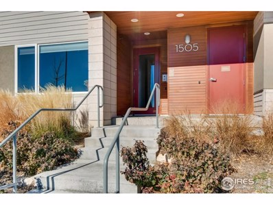 1505 Hecla Way UNIT 102, Louisville, CO 80027 - MLS#: 875279