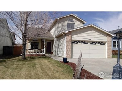 1749 Spencer Street, Longmont, CO 80501 - #: 876868