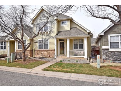 606 Prouty Ct, Fort Collins, CO 80525 - MLS#: 876900