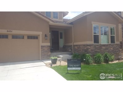 2451 Reserve St, Erie, CO 80516 - MLS#: 877655