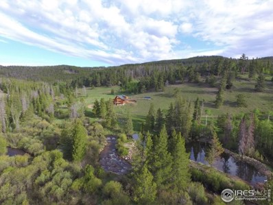 98 Navajo Trail, Red Feather Lakes, CO 80545 - #: 877814