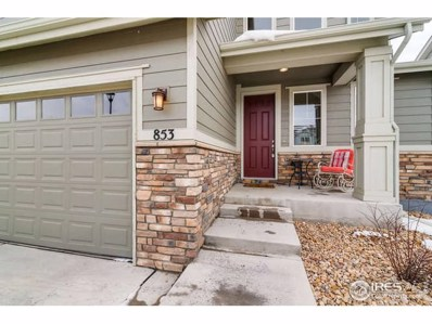 853 Wagon Bend Road, Berthoud, CO 80513 - #: 878158